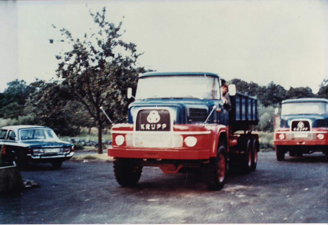 1968 Krupp Mustang